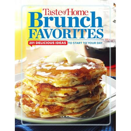 Taste of Home Brunch Favorites : 201 Delicious Ideas To Start Your Day - Graduation Brunch Ideas