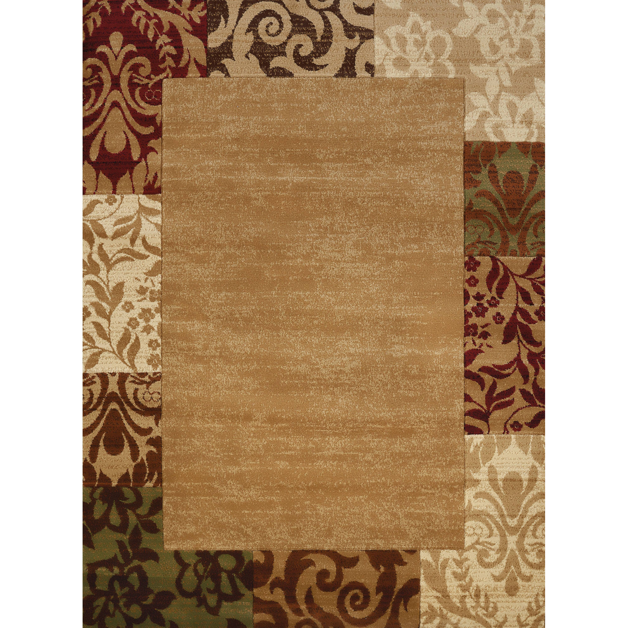 United Weavers Uptown Ayla Woven Polypropylene Area Rug or Runner
