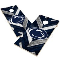 Penn State Nittany Lions 2' x 4' Herringbone Design Cornhole Set