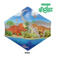 "Burton & Burton 21"" Anglez Dino World Balloon"