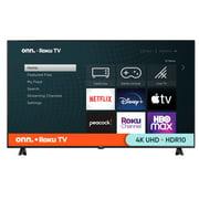 "onn. 65"" Class 4K (2160p) UHD LED Roku Smart TV HDR (100012587)"