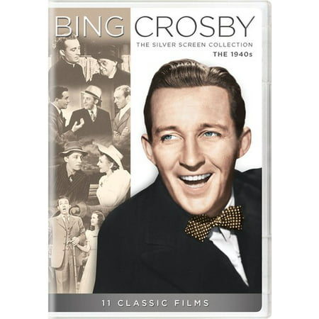 Bing Crosby: The Silver Screen Collection - The 1940s (DVD)
