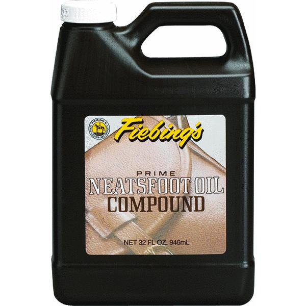 Neatsfoot Prime Oil Compound Leather Care