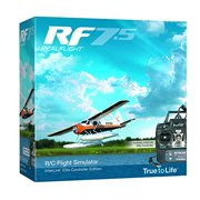 Great Planes RealFlight 7.5 with Interlink Elite Mode 2 Multi-Colored