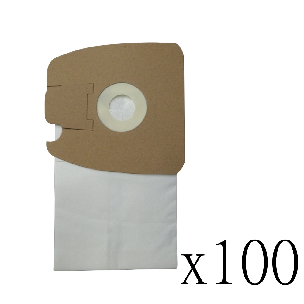 100 Bags for Eureka Style MM Mighty Mite Canister Vacuum Bag 60295B 60296