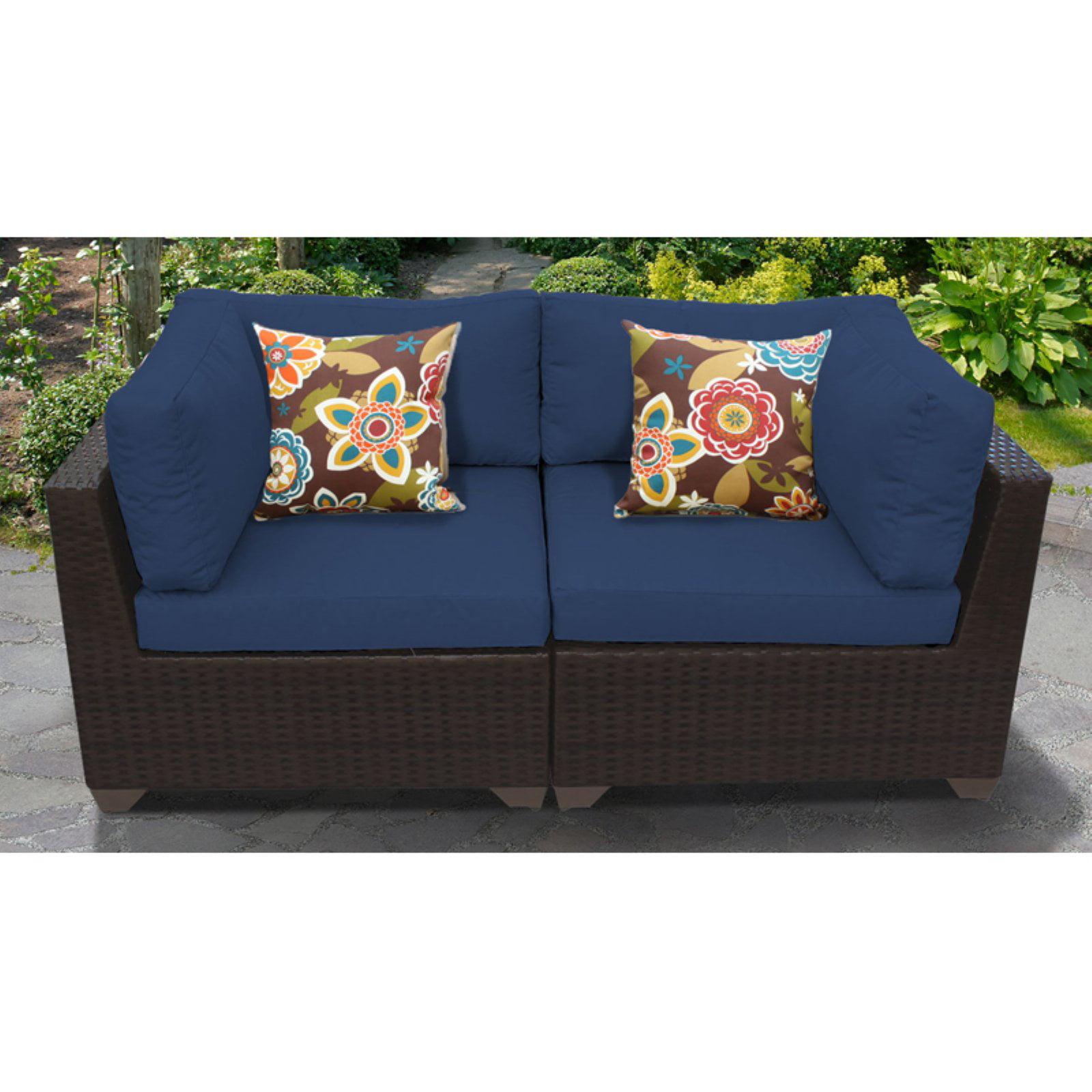 TK Classics Belle 02A Outdoor Sofa
