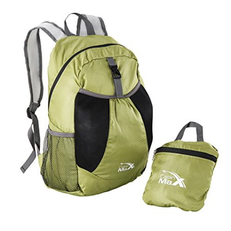 Cadiz Foldaway Compact Backpack (Green)