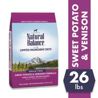 Natural Balance L.I.D. Limited Ingredient Diets Sweet Potato & Venison Formula Dry Dog Food
