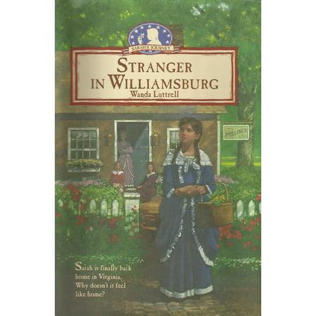 Stranger in Williamsburg - (Malls In Williamsburg)
