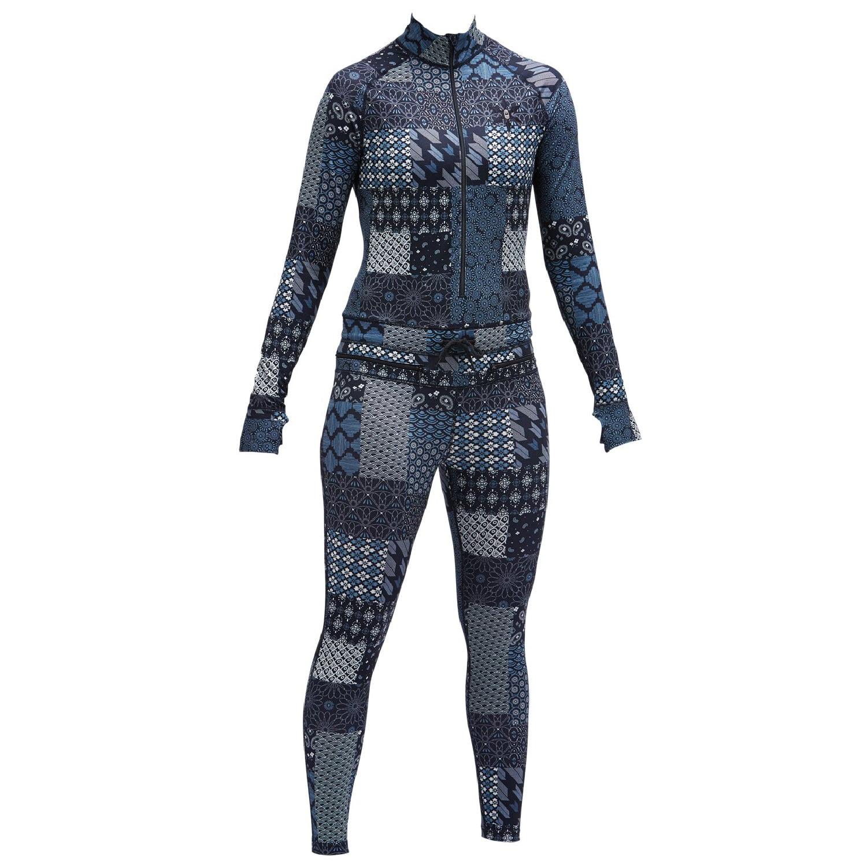 Airblaster Hoodless Ninja Suit (Japanacana) Women's Base Layer-Medium by