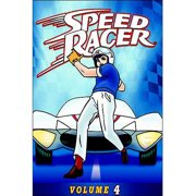 Speed Racer, Vol. 4 Episodes 37-44 DVD by LIONS GATE FILMS