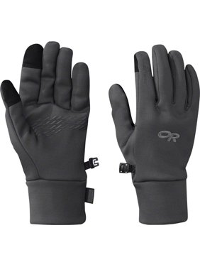 Outdoor Research PL100 Sensor Women's Gloves Charcoal Heather LG