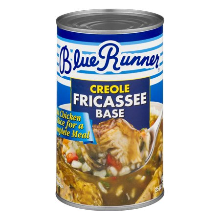 (2 Pack) Blue Runner Creole Fricassee Base, 25.0 OZ