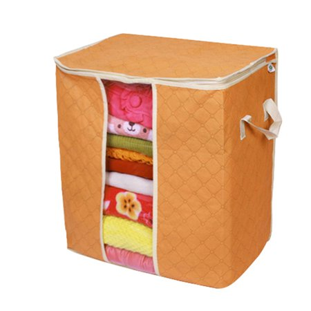 Cloth Storage Bags, EEEKit Foldable Non-Woven Fabric Clothing Garment Storage Bags Organizer Box Pouches for Duvet, Pillow, Blanket, Quilt](Girls Clothes Store)