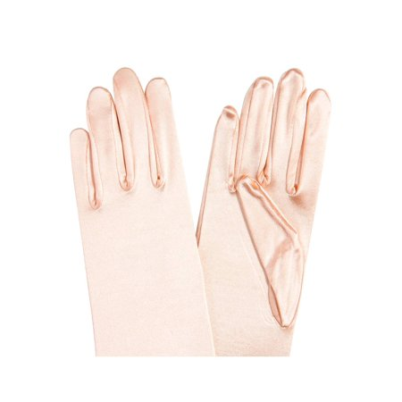 Gravity Threads Satin Opera Gloves Above the Elbow 14.7 inches