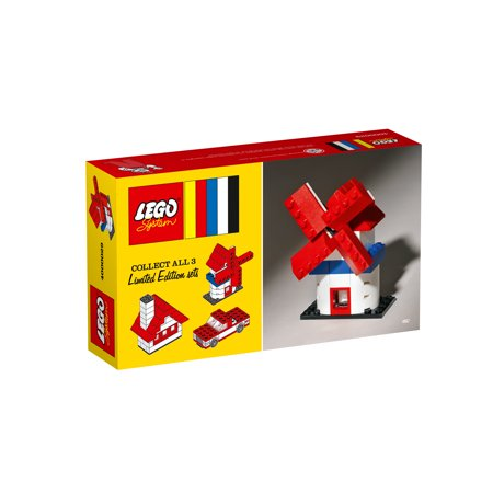 Best LEGO Classic 60th Anniversary Limited Edition Windmill 4000029 - Online Only deal