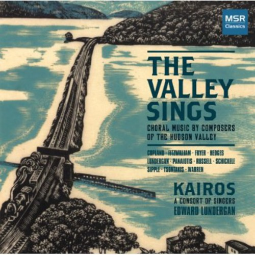 Copland/Sipple/Russell - The Valley Sings [CD]