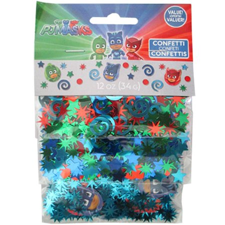 Confetti Value Pack (3 types), By Pj Masks Ship from