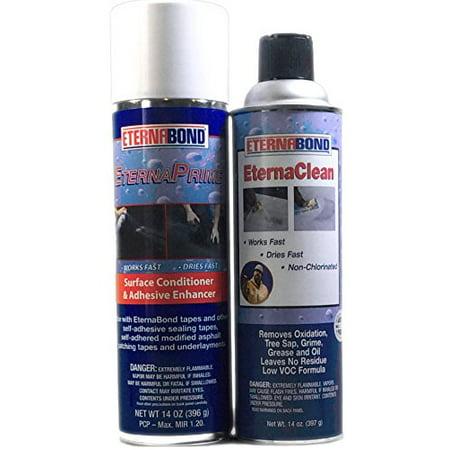Eternabond Cleaner And Primer Rv Roof Repair Motorhome