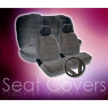 1997 98 99 00 01 02 03 04 05 Chevy Malibu Seat Covers ALL FEES (Chevrolet Malibu Set)