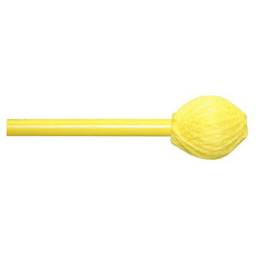 Mike Balter BB1 Basics Series Hard Keyboard Mallets w  Birch Handles & Yellow Yarn Head by Mike Balter