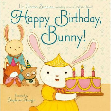 Happy Birthday Beach (Happy Birthday, Bunny! -)