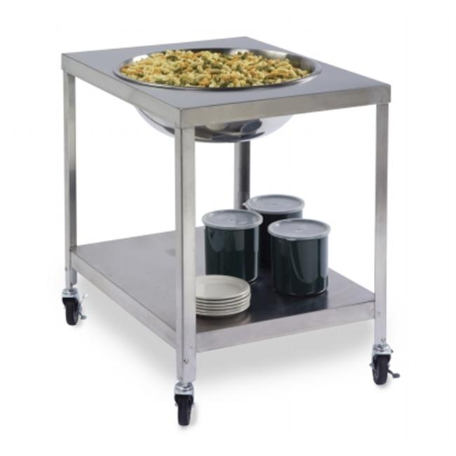 Lakeside 712 32 in. x 32 in. Mixing Bowl Stand