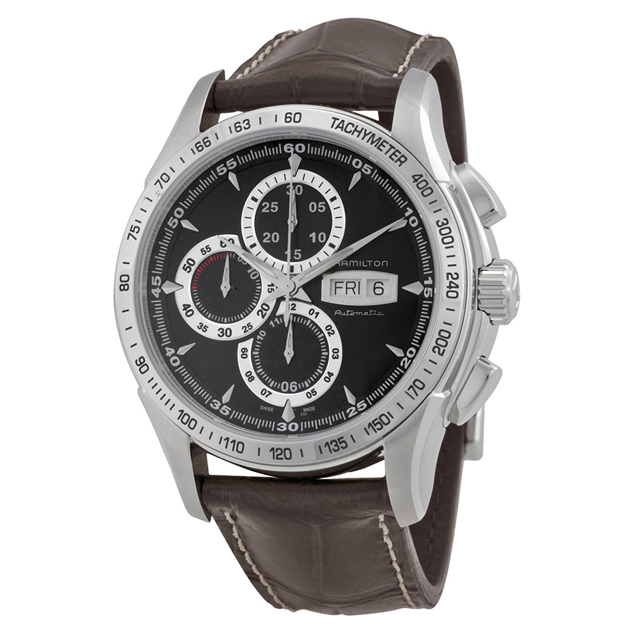 Hamilton Jazzmaster Lord Hamilton Automatic Chronograph Mens Watch H32816531 by Hamilton