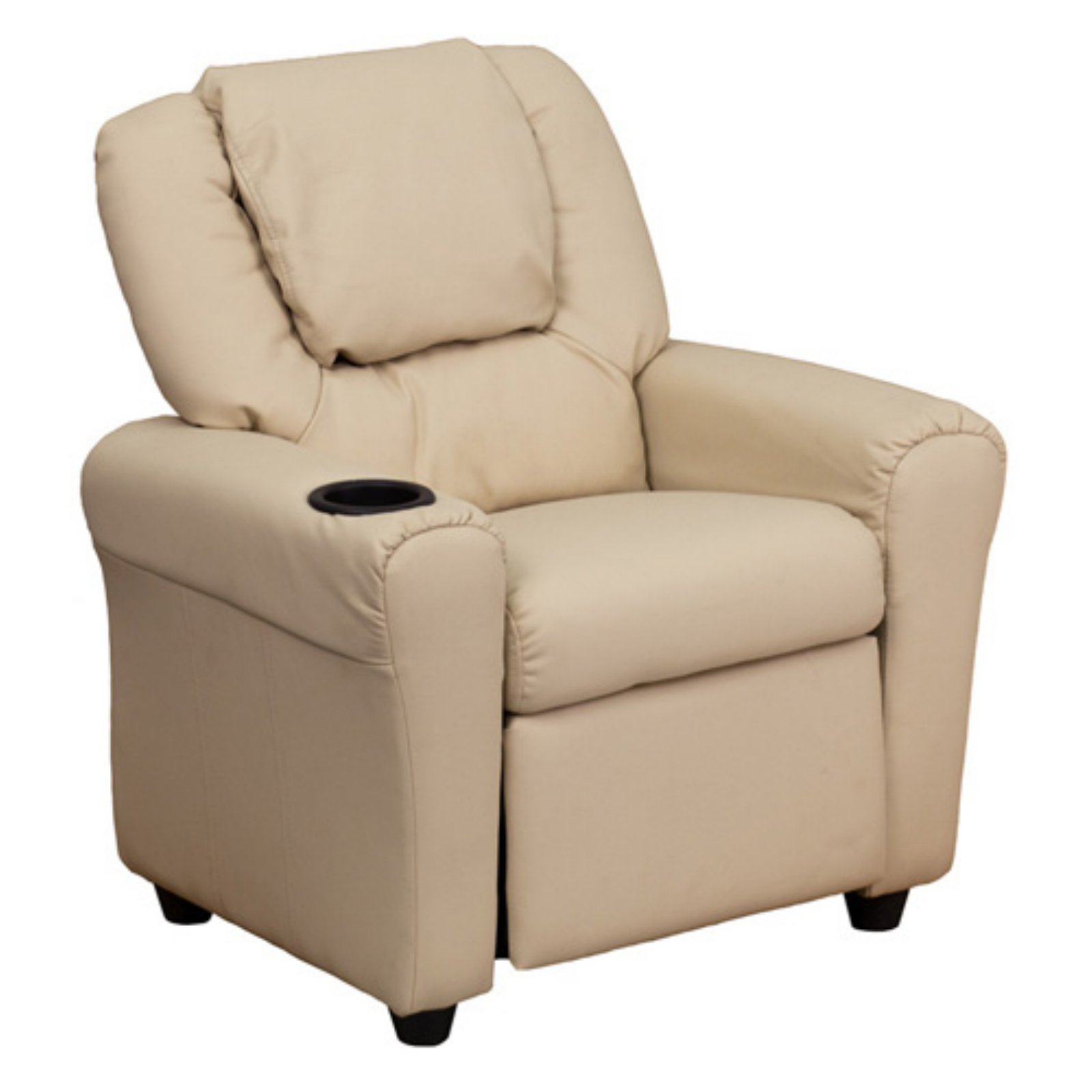 Green Kids Recliner
