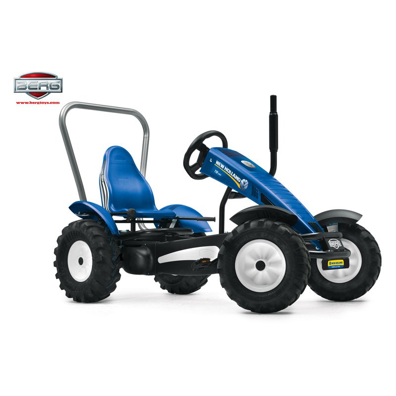 Berg USA New Holland BF Pedal Go Kart Riding Toy