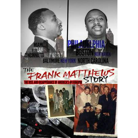 The Frank Matthews Story (Vudu Digital Video on (Matthews Store)