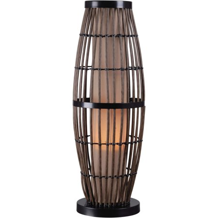 Rattan Finish Base (Biscayne Outdoor Table Lamp)