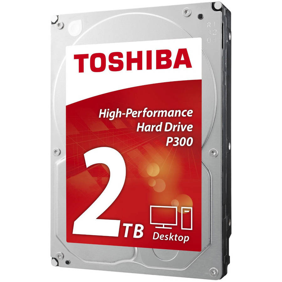"Toshiba P300 2TB 3.5"" Internal Hard Drive"