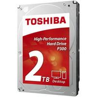 "Toshiba P300 2TB 3.5"" Internal Hard Drive"