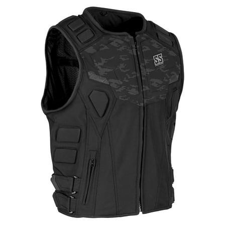 Speed & Strength Critical Mass Armored Vest Camo (Critical Mass Halloween)