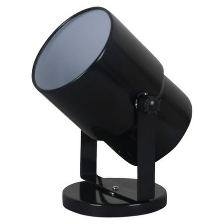 "Mainstays 7.5"" Spotlight Accent Lamp, Black Finish"