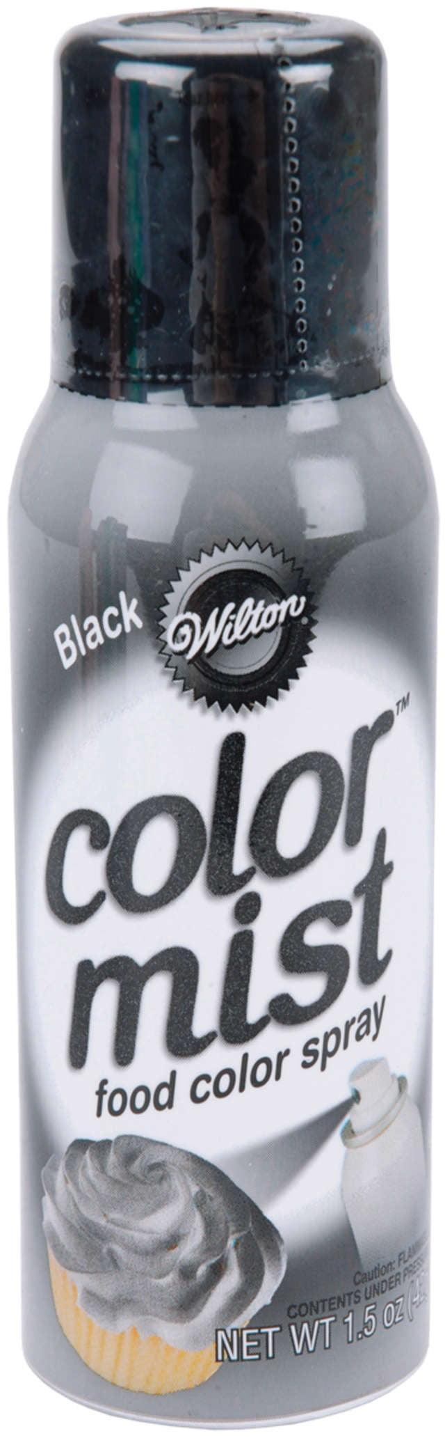 Wilton Color Mist Food Color Spray, Black