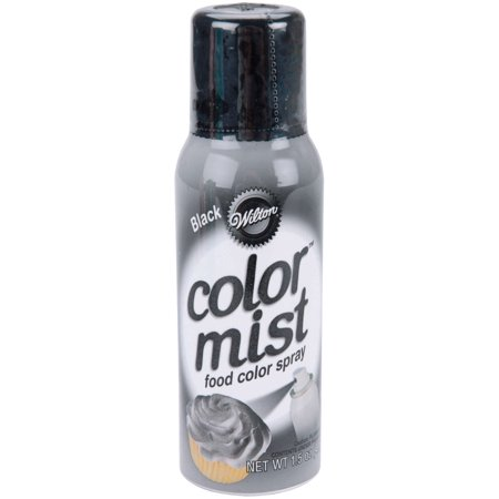 Wilton Color Mist Food Color Spray, Black - Walmart.com