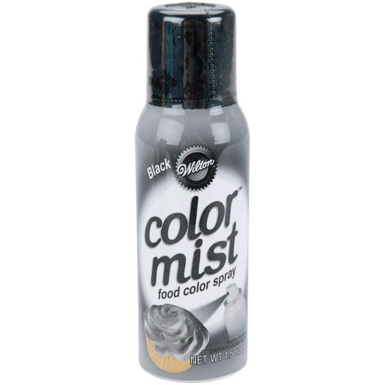 Wilton Color Mist Food Color Spray, Black - Walmart.com