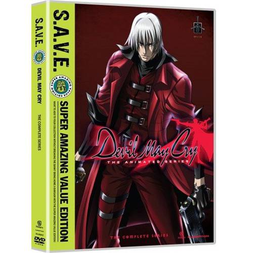 Devil May Cry: The Complete Series (S.A.V.E.) (Japanese)