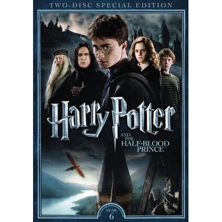 Harry Potter and the Half-Blood Prince - Daniel Radcliffe Halloween