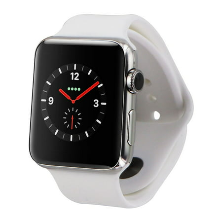 Apple Apple Watch Series 2 42mm A1758 Gps Stainless Steel