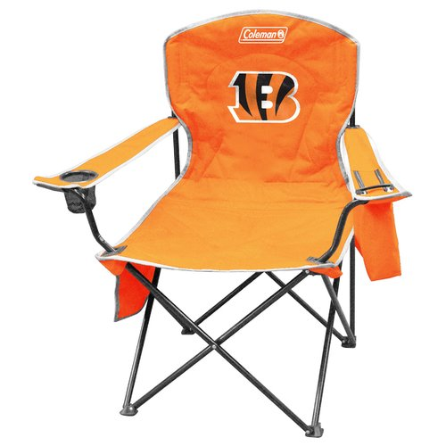 Coleman Quad Chair with 4- to 6-Can Cooler, Cincinnati Bengals