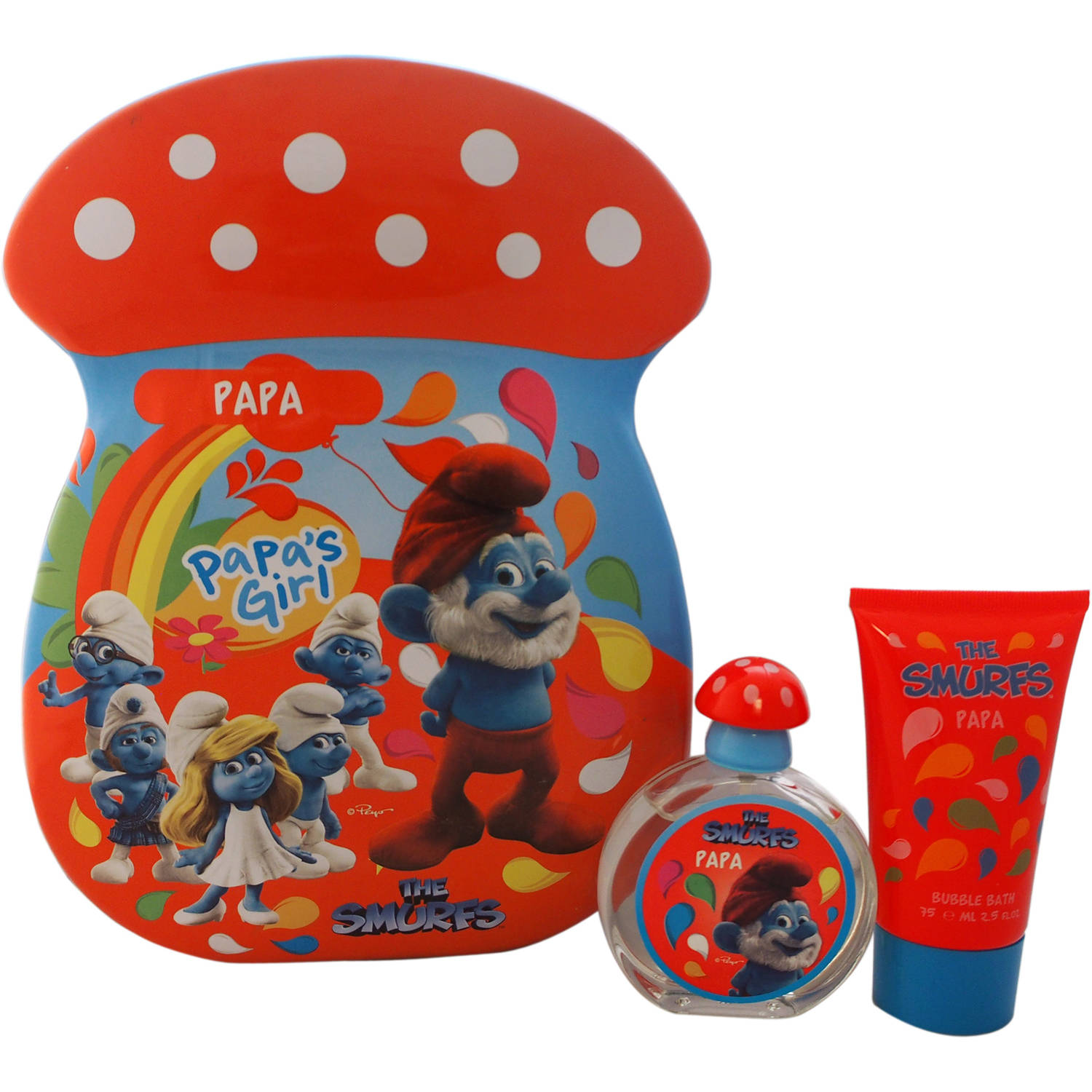 First American Brands The Smurfs Papa Gift Set, 2 pc
