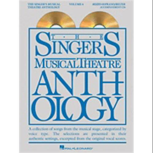 Hal Leonard  The Singer's Musical Theatre Anthology ��� Volume 6  -Mezzo-Soprano/Belter Accompaniment CDs