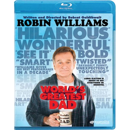 World's Greatest Dad (Blu-ray) (Greatest Miracle In The World)