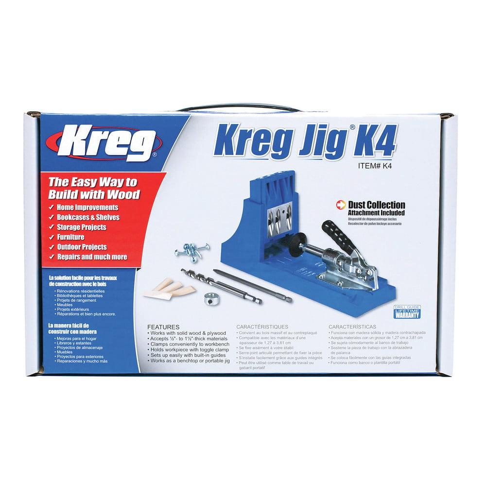 Kreg K4 Jig K4 Pocket-Hole Jig