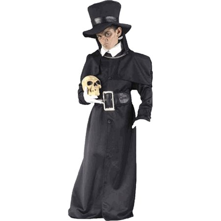 Morris Costumes Boys Grave Digger Child Halloween Costume Medium 8-10, Style, FW5915MD