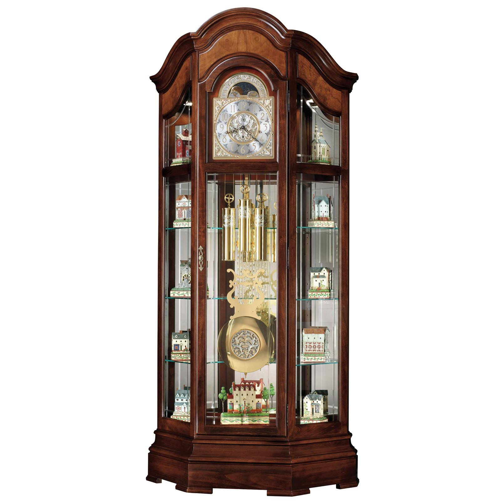 howard floors s miller floor itm grandfather arendal clock