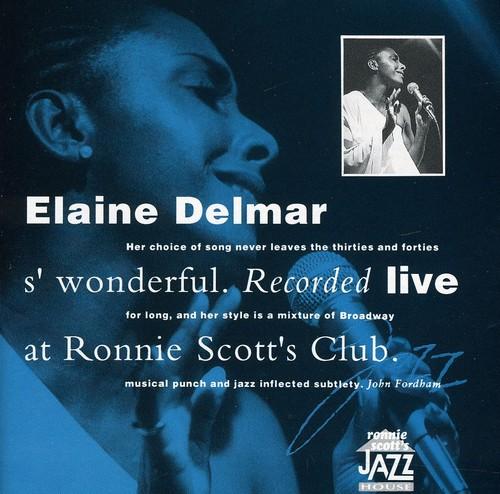 Elaine Delmar - S'Wonderful [CD]